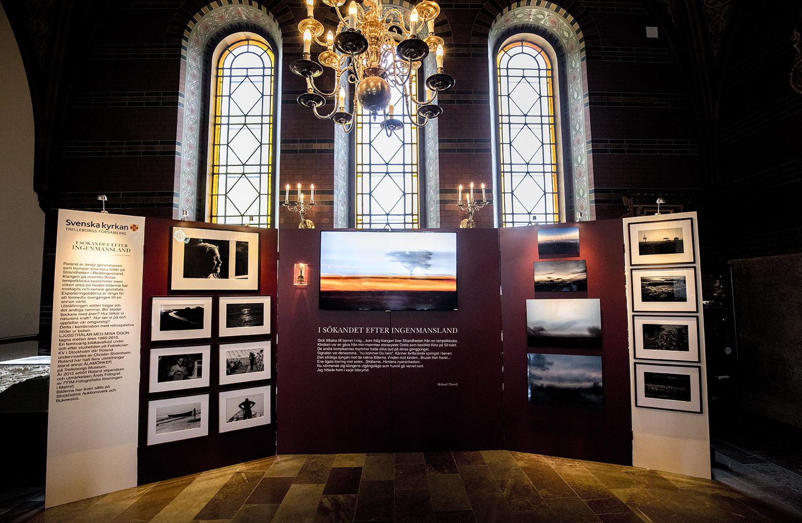 Utställning Sankt Nicolai Kyrka 2017